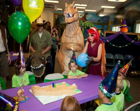 The 10 Best Places for a Kid's Birthday Party in Connecticut!