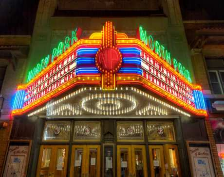The 10 Best Movie Theaters in New York!