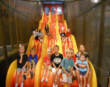 The 9 Best Places for a Kid's Birthday Party in New Hampshire!
