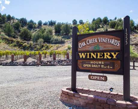 The 10 Best Wineries in Arizona!