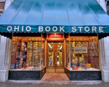 The 10 Best Bookstores in Ohio!