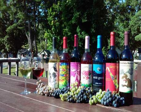 The 10 Best Wineries in Vermont!