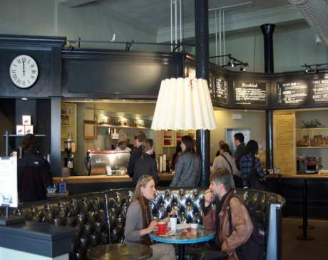 The 10 Coolest Coffee Shops in Massachusetts!