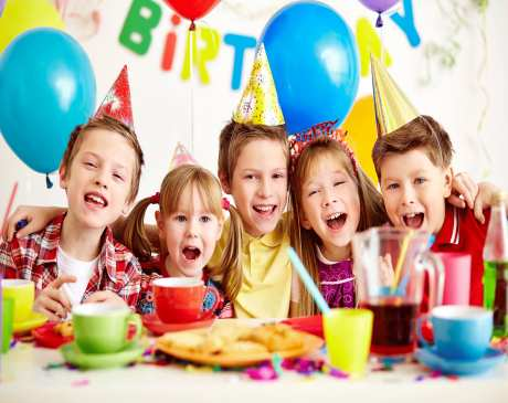 The 10 Best Places for a Kid's Birthday Party in Maine!