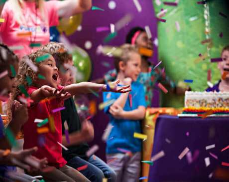 The 10 Best Places for a Kid's Birthday Party in Arizona!