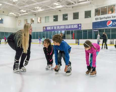 The 10 Best Ice Skating Rinks in Florida!