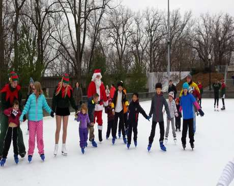 The 10 Best Ice Skating Rinks in Indiana!