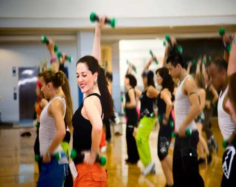 The 7 Best Zumba Classes in Pennsylvania!