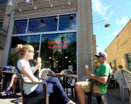 The 10 Best Ice Cream Parlors in Minnesota!