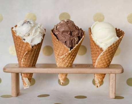 The 10 Best Ice Cream Parlors in Washington!
