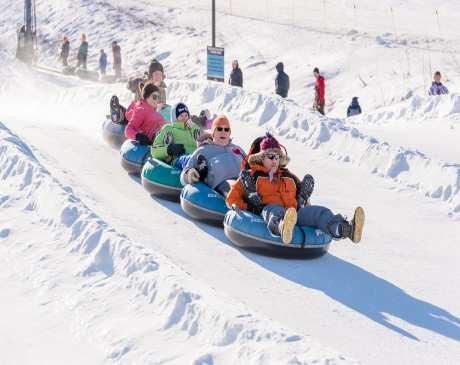 15 of Ohio's Best Winter Activities!