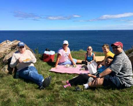 The 15 Best Picnic Spots in Maine!