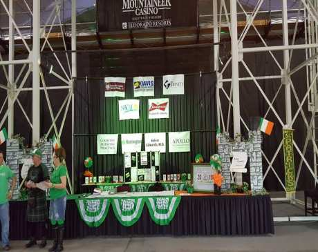 The 15 Best Places to Celebrate St. Patrick's Day in West Virginia!