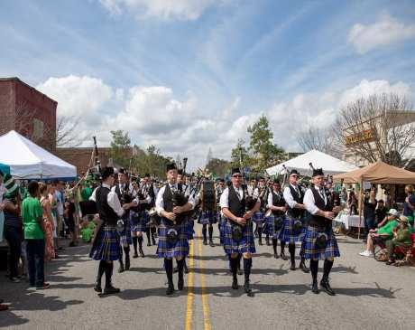 The 15 Best Places to Celebrate St Patrick's Day in South Carolina!
