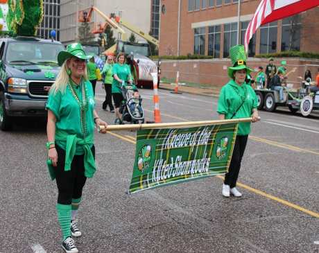 The 15 Best  Places to Celebrate St. Patrick's Day in Missouri!