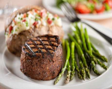 The 10 Best Steakhouses in Washington!