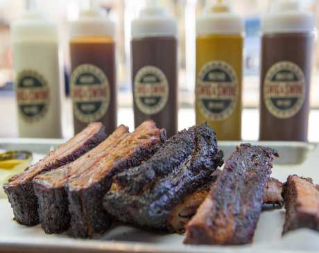 The 10 Best BBQ Joints in South Carolina!
