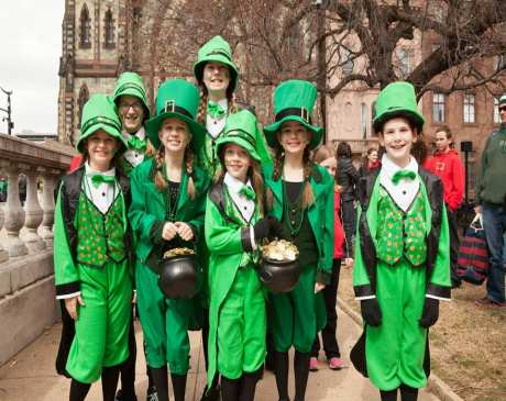 The 15 Best Places to Celebrate St. Patrick's Day in Maryland!