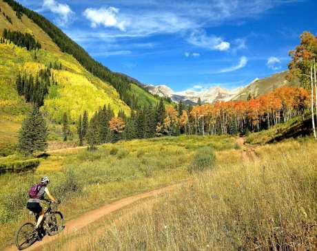 10 Best Mountain Biking Trails in Colorado