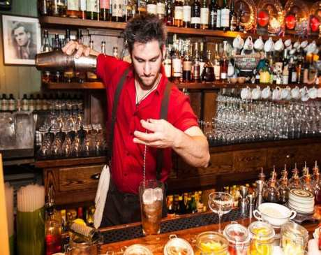The 10 Best Bars in New York!
