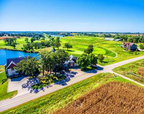 The 10 Best Public Golf Courses in Iowa!
