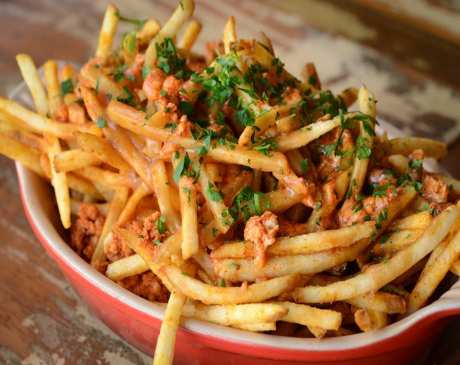 The 10 Best Spots for French Fries in South Carolina!