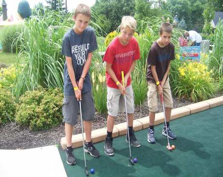 The 10 Best Mini Golf Courses in Ohio!