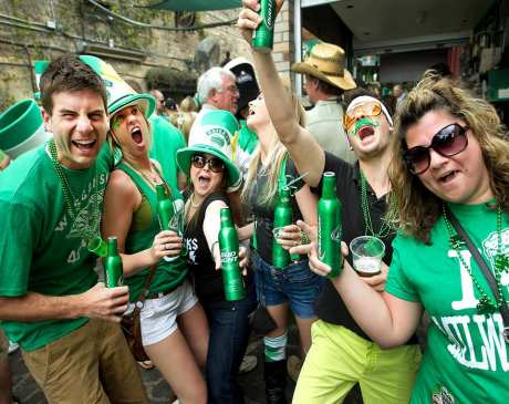 The 15 Best Places to Celebrate St. Patrick's Day in Connecticut!
