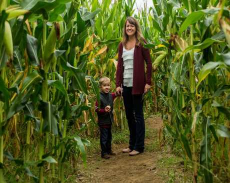 The 8 Best Corn Mazes in Maine!