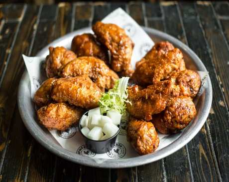 The 10 Best Wings in New York!