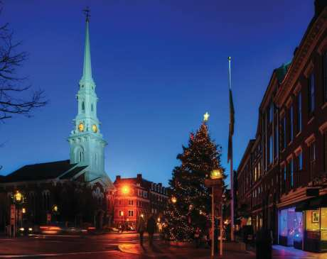 The 10 Best Holiday Shopping Destinations in New Hampshire!