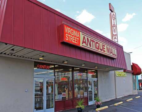 The 10 Best Antique Stores in Nevada!