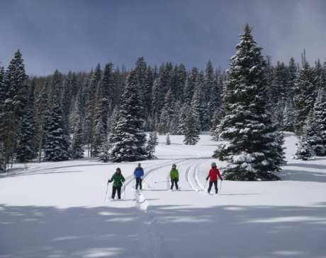 10 Best Cross-Country Skiing Trails in Colorado!