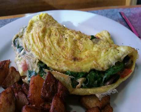 The 10 Best Omelets in Virginia!