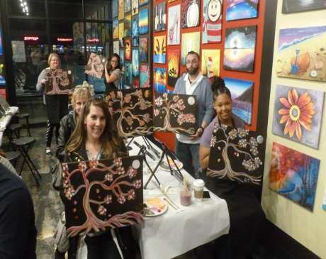 The 10 Best Places for Paint & Wine in Nevada!