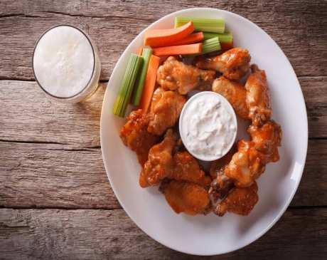 The 10 Best Spots for Wings in South Carolina!
