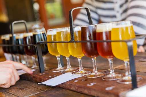 The 10 Best Breweries in California!