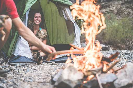 The 15 Best Camping Spots in California!