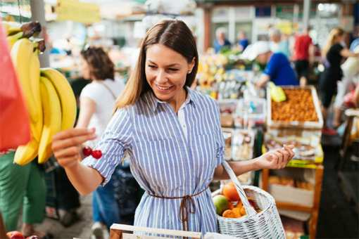 The 10 Best Markets in California!