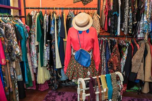 The 12 Best Thrift Shops in California!