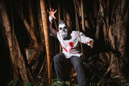 The Best Haunted Attractions in Florida!