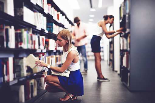 The 10 Best Bookstores in Louisiana!