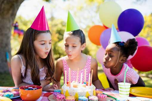 The 10 Best Places for a Kid's Birthday Party in Maryland!