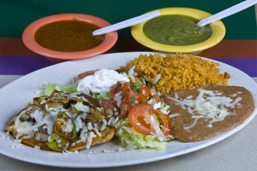The 10 Best Mexican Restaurants in Maryland!