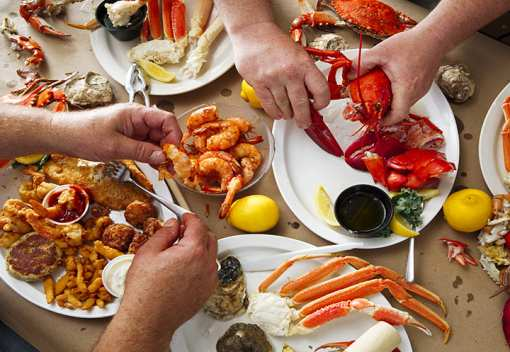 The 10 Best Seafood Restaurants in Maine!