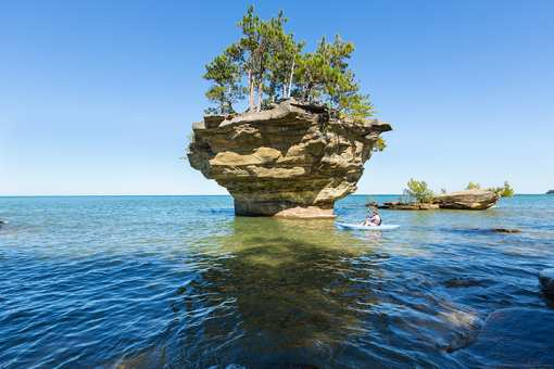 15 of the Best (and Most Offbeat) Attractions in Michigan!