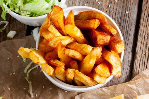 The 10 Best Spots for French Fries in Mississippi!