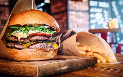 The 10 Best Burger Joints in Nevada!