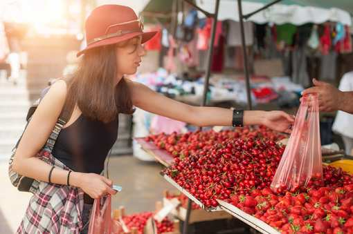 The 10 Best Farmers Markets in New York!