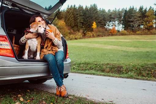 The Perfect Fall Road Trip in Ohio!